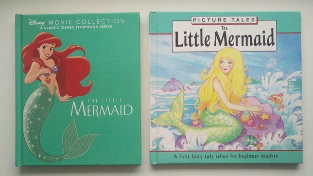 """Книга Русалочка """"The Little Mermaid"""" на английском языке. Disney"""