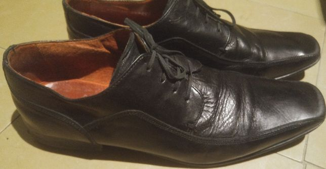 туфли костюмные Италия, нат кожа, 44-45 разм 28-29см