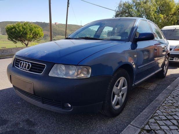 Audi a3 selector guarda lamas plafonier bomba direção pressão vacuo