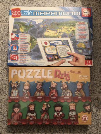 Puzzles Novos