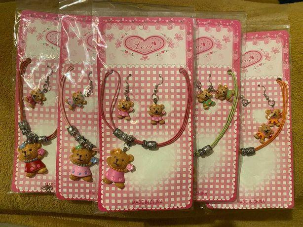 Vendo 6 colares de menina NOVOS com portes incluidos por 3€!