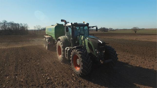 Wywóz gnojowicy , szmaba (Agro-Konkret usługi rolnicze )