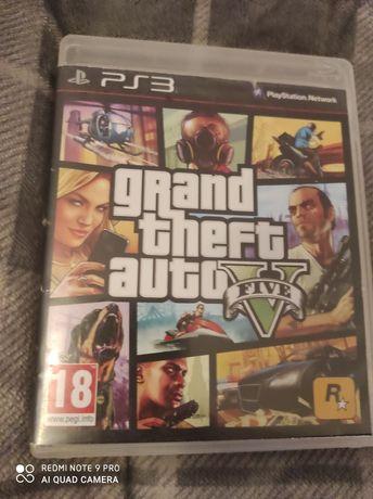 Sprzedam grę GTA V