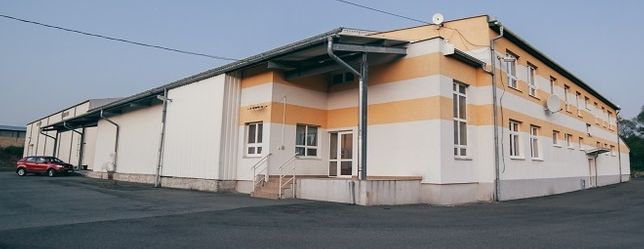 Производственный комплекс в Восточной Словакии. Продажа.