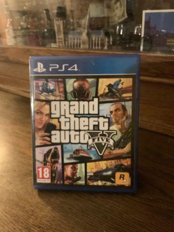 GTA 5 / PS4