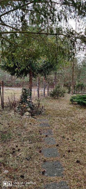 Działka rekreacyjna z domkiem -pełna własność Patrzyków 120