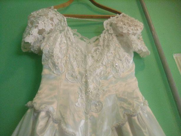 Свадебное платье итальянское