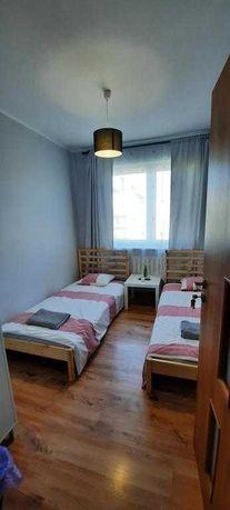 2 x Pokój dwuosobowy 700m od morza w przepięknej  Gdynii Orłowo