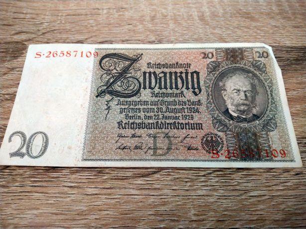 Banknoty rocznik podany w opisie