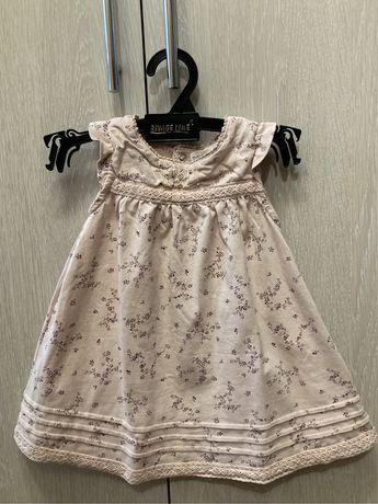 Платье для девочки 68 р.
