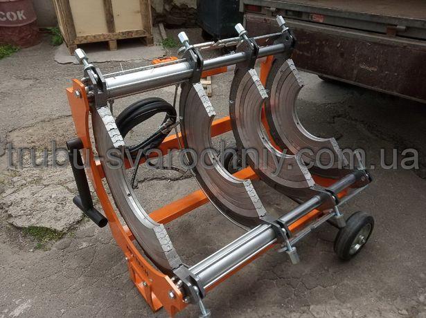 Сварочный аппарат стыковой сварки ПЭ ПНД труб и фитингов 40-630 мм