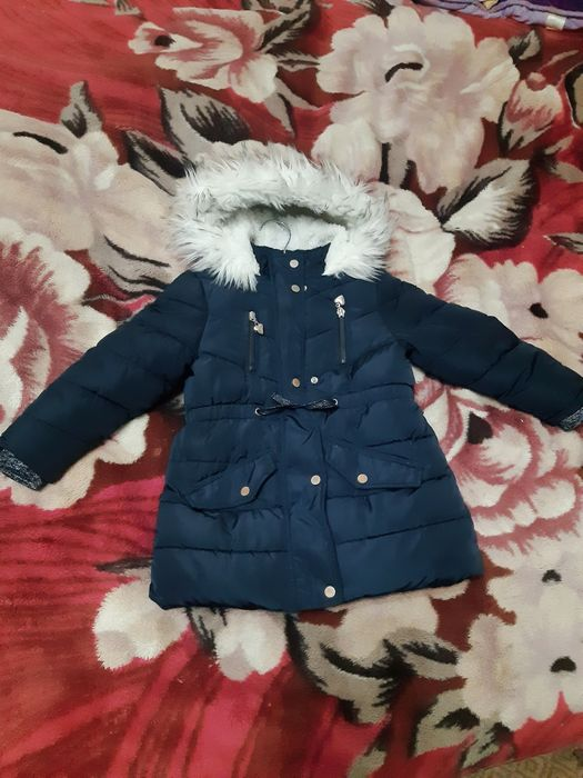 Продам детскую курточку осень -зима Белая Церковь - изображение 1