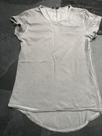 Koszulka tigha roz. S t-shirt szara diesel zara