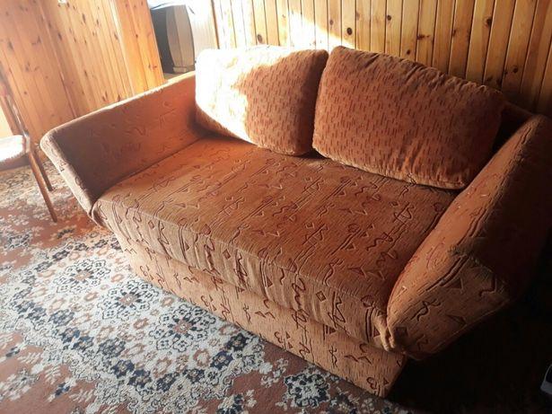 Tapczan - sofa do spania bardzo dobry stan łóżko 85x180