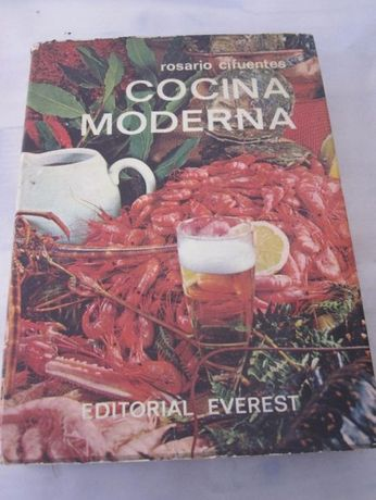Livro Cozinha Espanhola