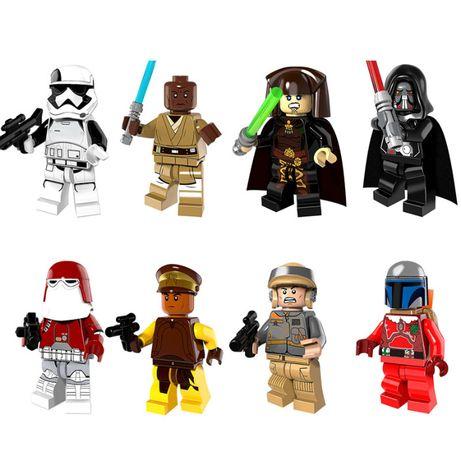 Bonecos minifiguras Star Wars nº37 (compativel com lego)