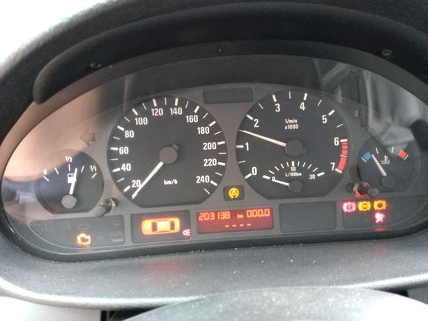 BMW e46 licznik 203 000 benzyna 4cyl.