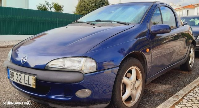 Opel Tigra 1.4 16V Arden Blue