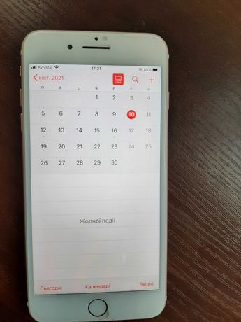 iPhone 7 Plus 32Gb Rose Gold / Айфон 7+ плюс 32гб розовый!