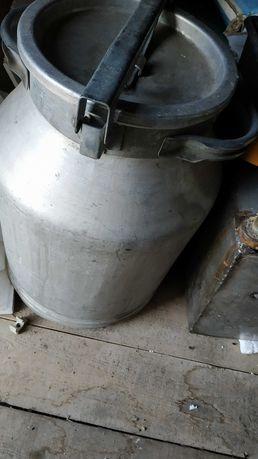 Бидон 40 литров б/у