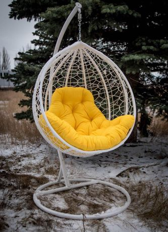 Садовая качель, кокон подвесное кресло