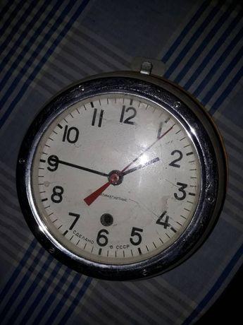 Настенные часы (с подводной лодки), СССР