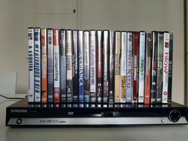 Leitor de DVDs HDMI