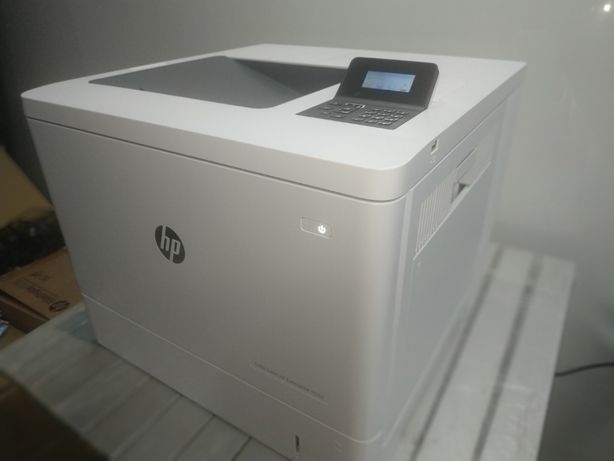 Принтер HP Color LaserJet Enterprise M552 A4 пробег 4000 оттисков