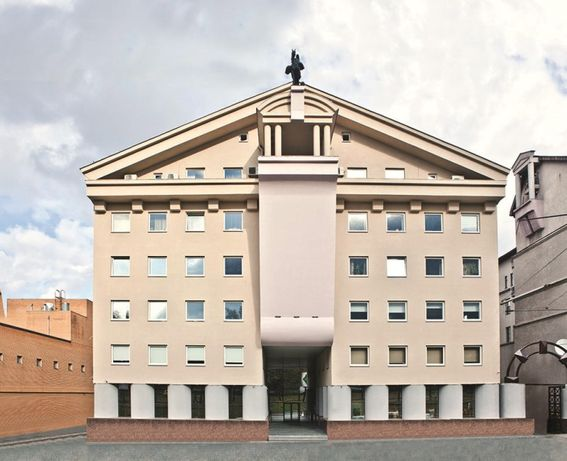 Аренда офисного помещения 61,8кв.м, БЦ Цитадель-1