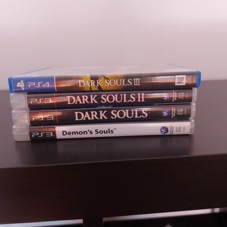 Coleção DarkSouls