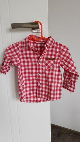 koszula chłopięca firmy Reserved r.68