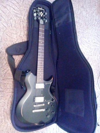 продам электрогитару Washburn WI 64 New Idol black vintage
