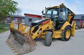 Schemat hydrauliczny instrukcja cat 432e, 434e,442e,444e