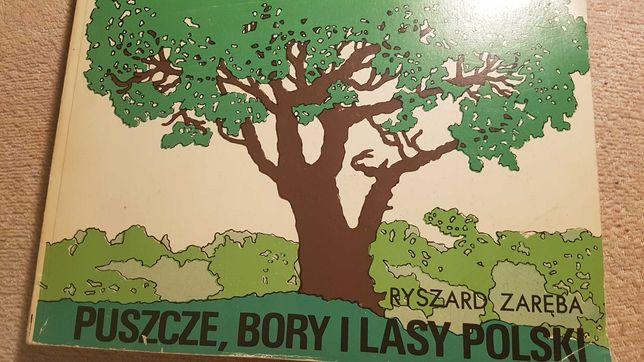 Puszcze bory i lasy Polski Ryszard Zaręba.