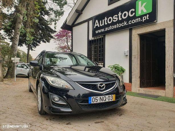 Mazda 6 MZR-CD 2.2 Exclusive +P+Bose 140g