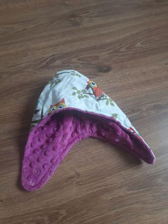 La Milou Ciepła czapka dziewczęca