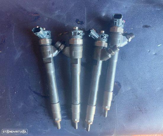 Injectores Renault Kadjar /Megane/Scenic/Espace/Trafic/Nissan Qashqai 1.6 Dci Ref. 0445110546