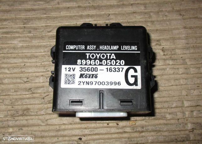 Modulo para Toyota Avensis (2004) Koito 12V 89960-05020 35600-16337