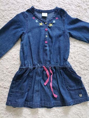 Vestido de ganga Tuc Tuc 4 anos