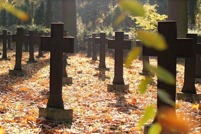 Miejsce podwójne na Cmentarzu