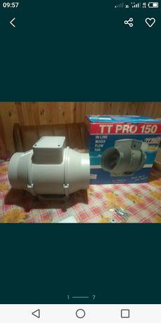 Вентелятор змішаного типу ТТ ПРО 150.