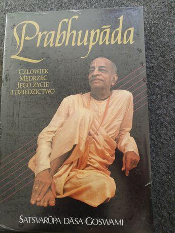 Prabhupada. Człowiek mędrzec jego... oraz Przepisy Kulinarne Kryszny