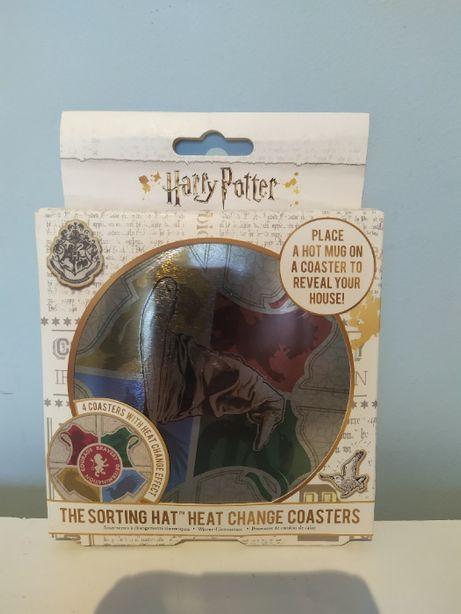 podkładki pod kubki Harry Potter