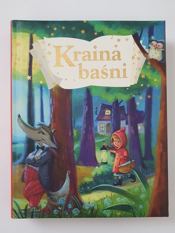 Książka Kraina baśni