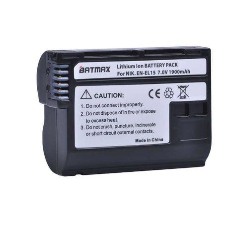 Батарея Аккумулятор Nikon EN-EL15 для NikonD7000/D800/D600