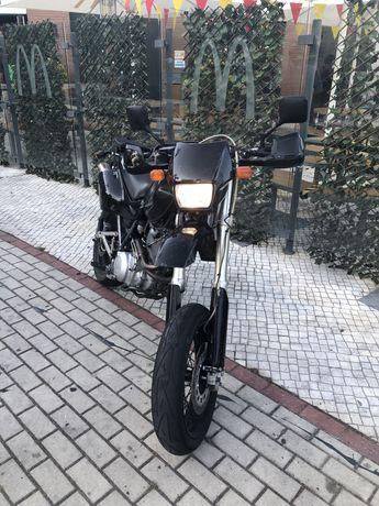 XT600e  25kw  (TROCO POR CARRO)