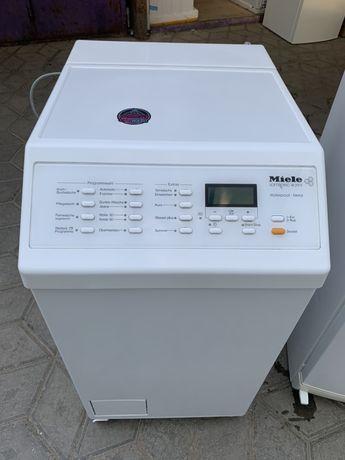 Miele пральна машина верхня загрузка
