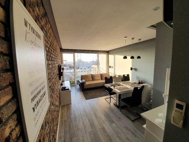 Mieszkanie w centrum - wysoki standard