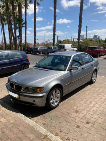 BMW e46 316i motor N40 116cv Nacional