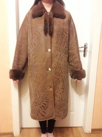 Дубленка, пальто зимнее